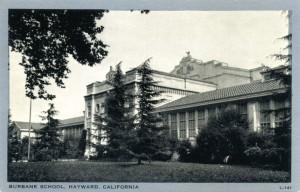 Burbank School, Hayward, California