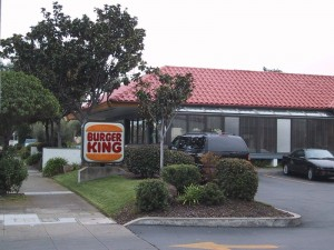 Burger King, 2200 Otis Dr., Alameda, California
