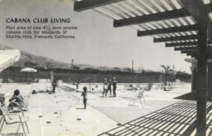 Cabana Club, Starlite Hills, Fremont, California