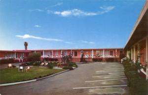 California Motel, 1461 University Ave., Berkeley, California