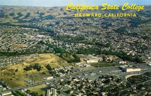 California State College, Hayward, California