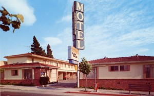 Capri Motel, 1512 University Ave., Berkeley, California 94703
