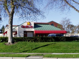 Carl's Jr., 871 Marina Village Pkwy., Alameda, California