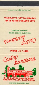 Castro_Gardens_3449_Castro_Valley_Blvd_Castro_Valley_California_matchbook