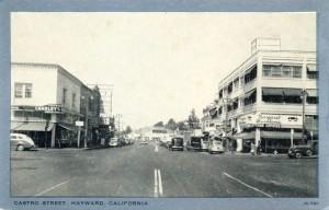 Castro Street, Hayward, California