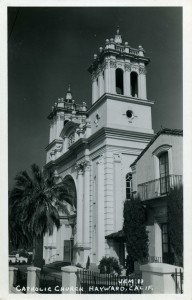 Catholic Church, Hayward, California