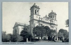 Catholic Church Hayward, California
