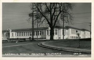 Catholic School Hayward, California