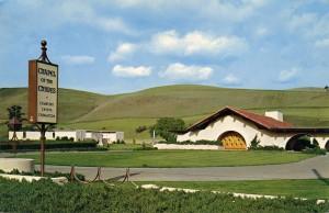 Chapel of the Chimes, Hayward, California