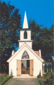 Chapel of Peace, Children's Fairyland, Oakland, California