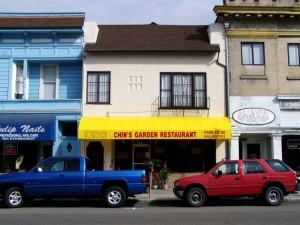 Chin's Garden, 2315 Santa Clara Ave., Alameda, California Feb. 2004