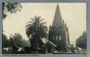 Christ Church, Alameda, California, circa 1944