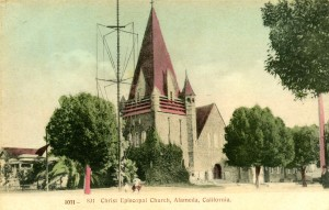 Christ Episcopal Church, Alameda, California