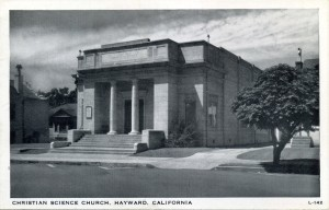 Christian Science Church, Hayward, California