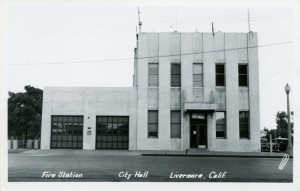 City Hall and Fire Station, Livermore, California