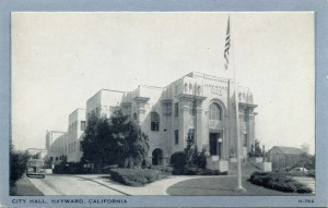 City Hall, Hayward, California