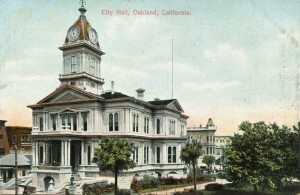 Cith Hall, Oakland, California