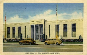 City Hall, San Leandro, California