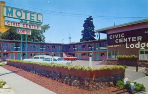 Civic Center Lodge, 50 6th Street, Oakland, Calif.