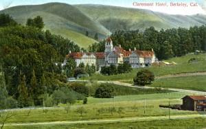 Claremont Hotel, Berkeley, California
