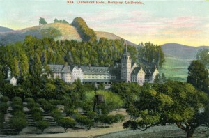 Claremont Hotel, Berkeley, California