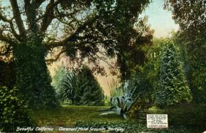 Beautiful California Hotel Claremont Grounds