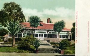 Club House, Piedmont Park, Oakland, Cal.