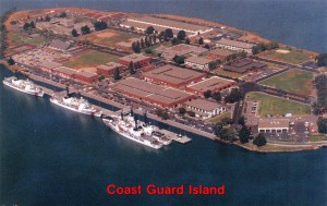 Coast Guard Island, Alameda, California