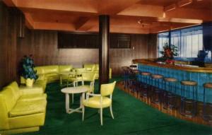 Cocktail Bar, Hotel Claremont, Berkeley, California