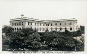 College Hall, College of the Holy Names, Lake Merritt, Oakland, California