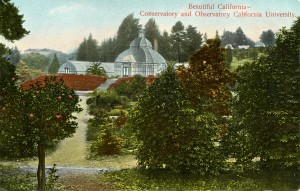 Conservatory and Observatory California University, Berkeley, California