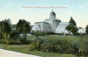 Conservatory, Adams Point, Oakland, California