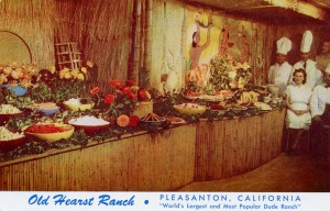 Country Food at Old Hearst Ranch, Pleasanton, California