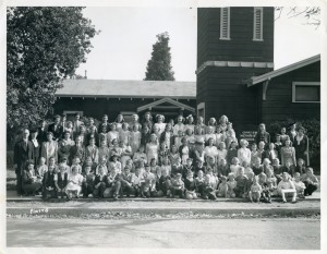 Court St. Methodist Church, Alameda, California, Oct. 1944