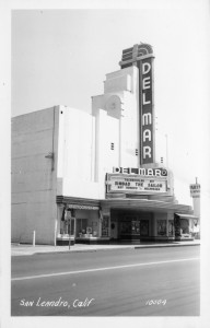 Del Mar Theatre, San Leandro, Calif.