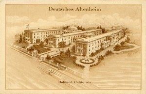 Deutsches Altenheim, Oakland, California
