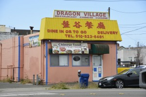 Dragon Village, 642 Lincoln Ave., Alameda, California, May 13, 2018