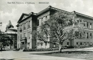 East Hall, University of California, Berkeley, California