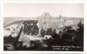 San Francisco -Oakland, East Bay Bridge, Cantilever Span
