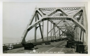 East Bay Span, S.F. Oakland  Bay Bridge,  1936