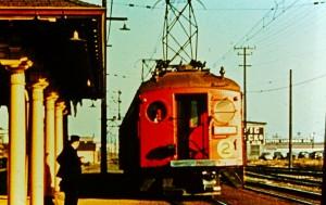 East Oakland Station, Oakland, California 1940