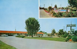 El Dorado Motel, 3979 First Street, Livermore, California