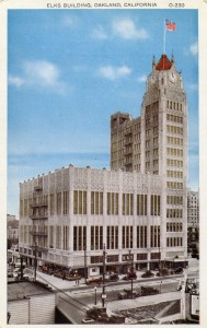 Elks Building, Oakland, California