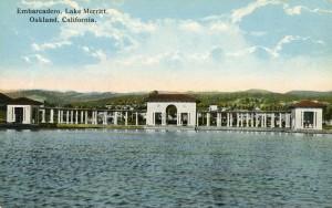 Embarcadero, Lake Merritt, Oaklalnd, California