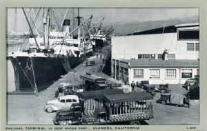 Encinal Terminal (A Deep Water Port), Alameda, California