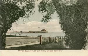 Encinal Yacht Club House, Alameda, California