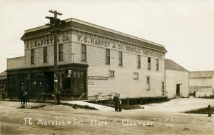 F. C. Harvey and Co. General Merchandise Store, Alvarado section, Union City, California