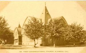 First Congregational Church, Alameda, California