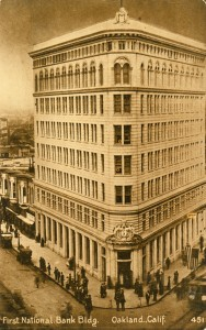 First National Bank Bldg., Oakland, Calif.