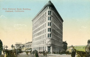 First National Bank Building, Oakland, California